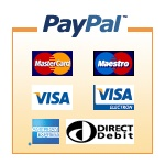 Payment through Pay Pal Shopping Cart